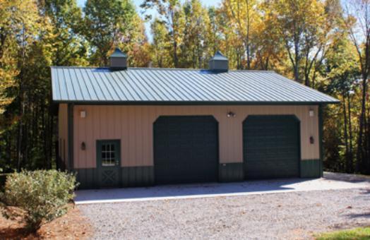 Diy pole barn house